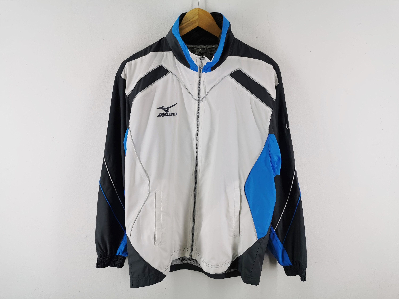 Mizuno Windbreaker Size Jaspo L Mizuno Pullover Mizuno Pullover Windbreaker Jacket Size ML
