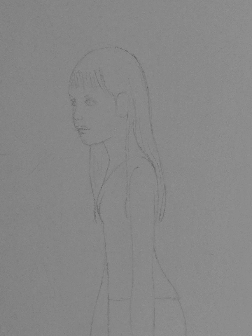 Pencil Drawing  Dessin au crayon #pencil,#pencildrawing #drawing,#pencildraw,#draw,#analogdrawing,#analogdraw,#analog,#drawingart,#analogart,#art,#analogdrawart,#portrait,#girl,#girldrawing,#girlportrait,#Dessinaucrayon