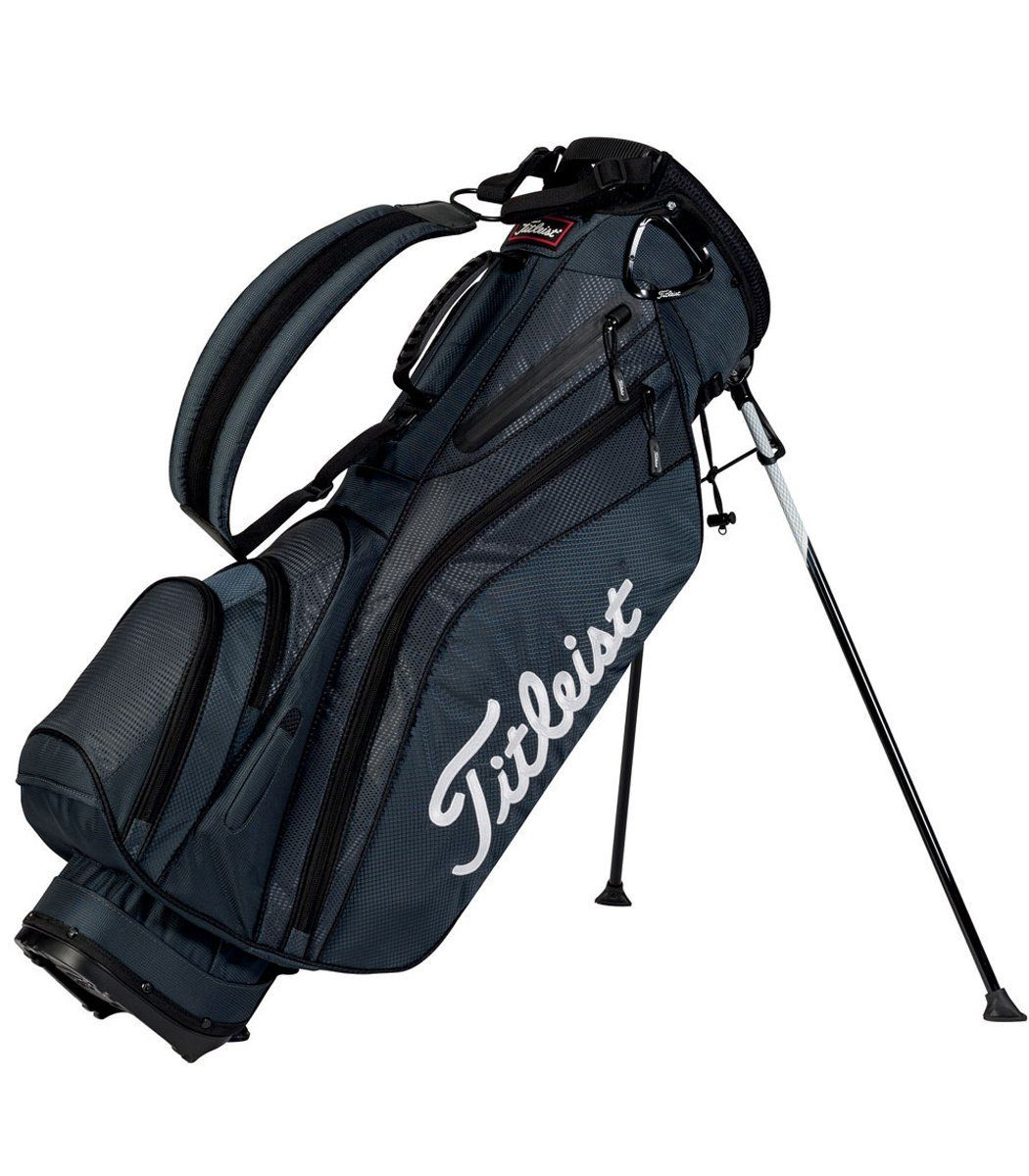 Titleist 2015 Single Strap Stand Bag Charcoal TB5SS81  38fcbe6212ff5