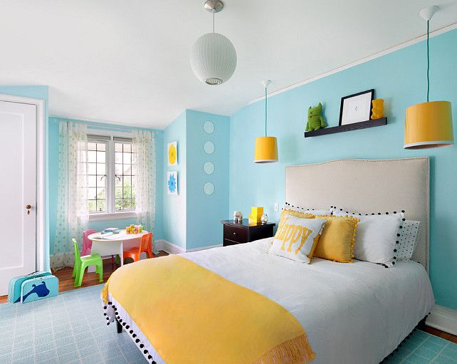 New 2015 Paint Color Ideas Home Bunch An Interior Design Luxury Homes Blog Room Colors Tween Girl Bedroom Colorful Kids Room