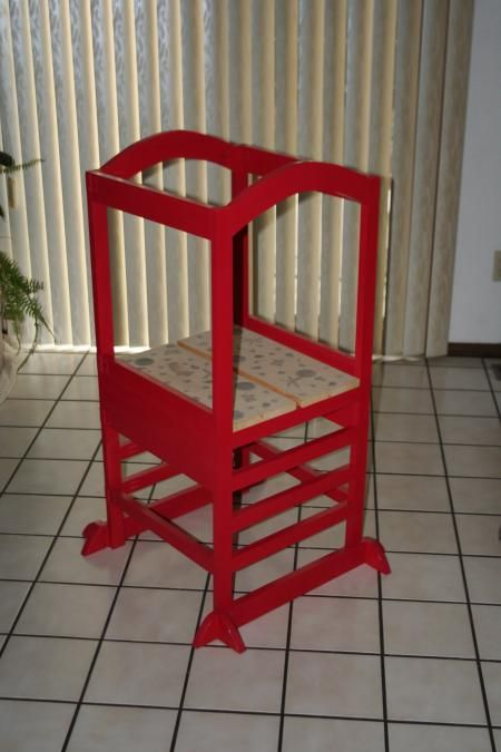 Diy Kitchen Helper Learning Tower Easy Diy Projects