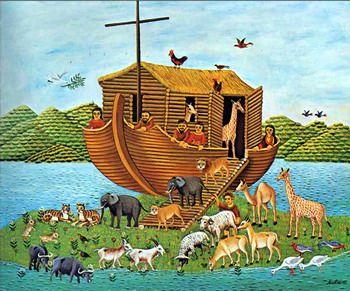 Histoire Du Peuple Juif Arche De Noe Image Biblique Noe