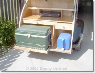 Todd's Teardrop Blog: Designs on the Perfect Galley... | camper ...