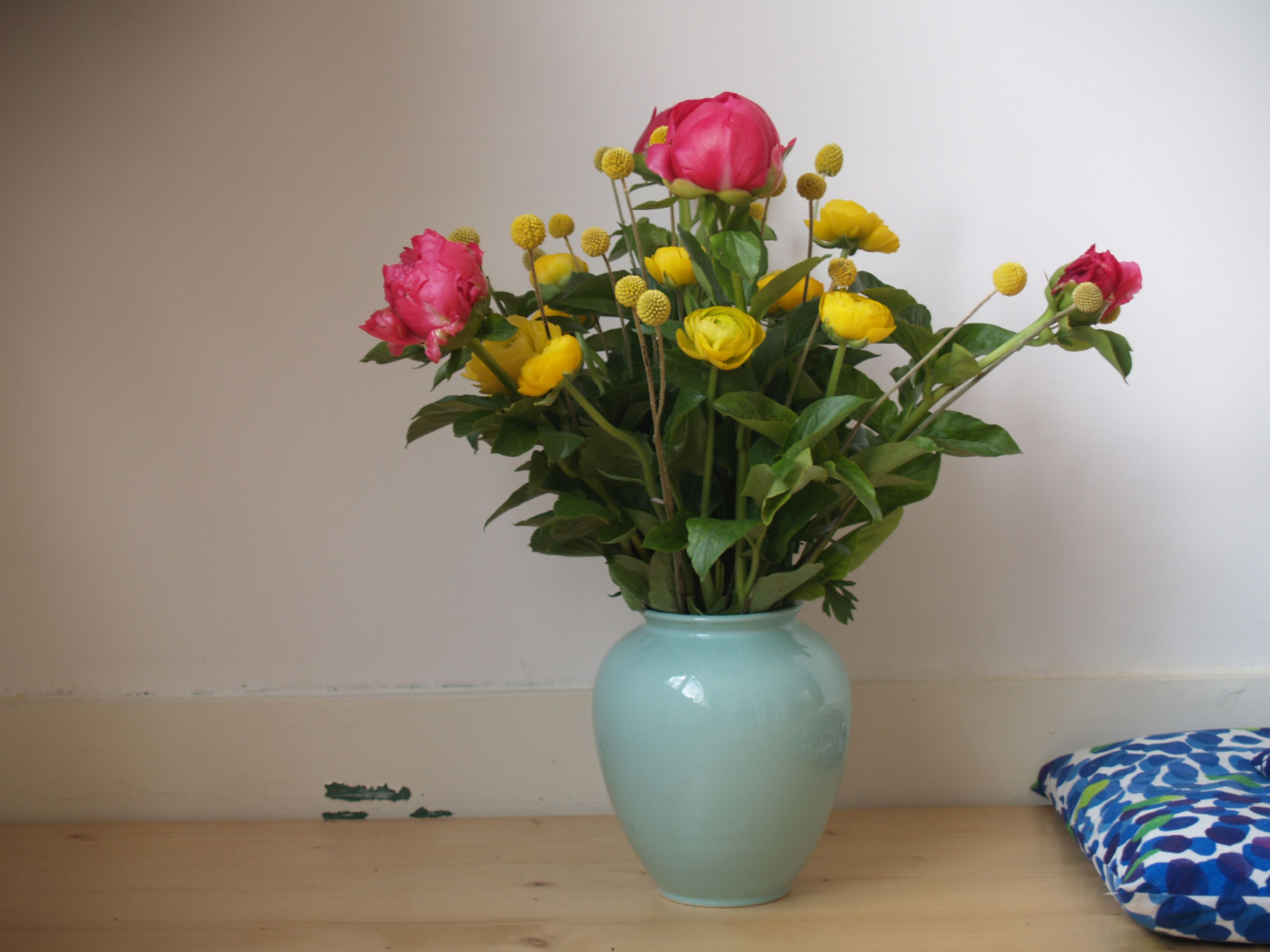A bouquet by Tas-ka