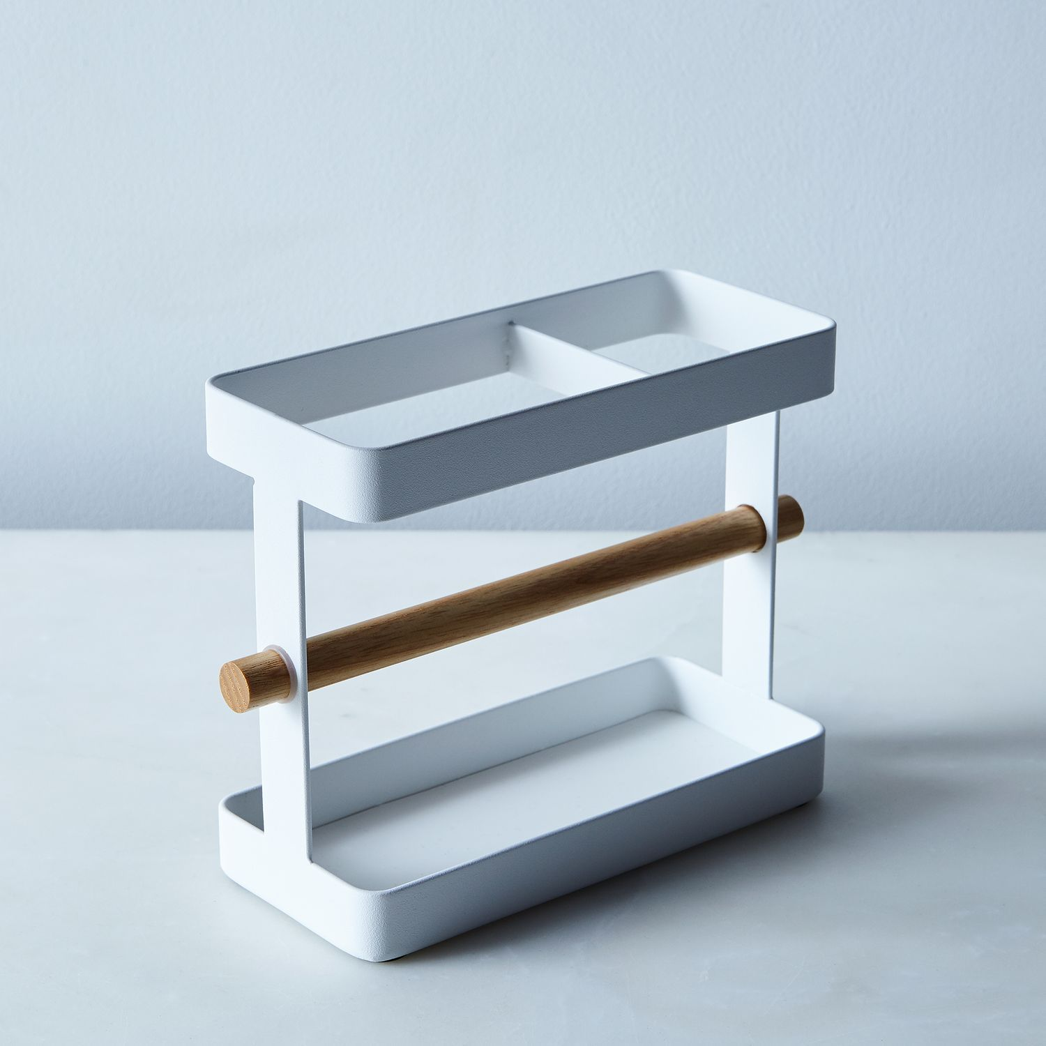 Steel & Wood Kitchen Tool Stand on Food52