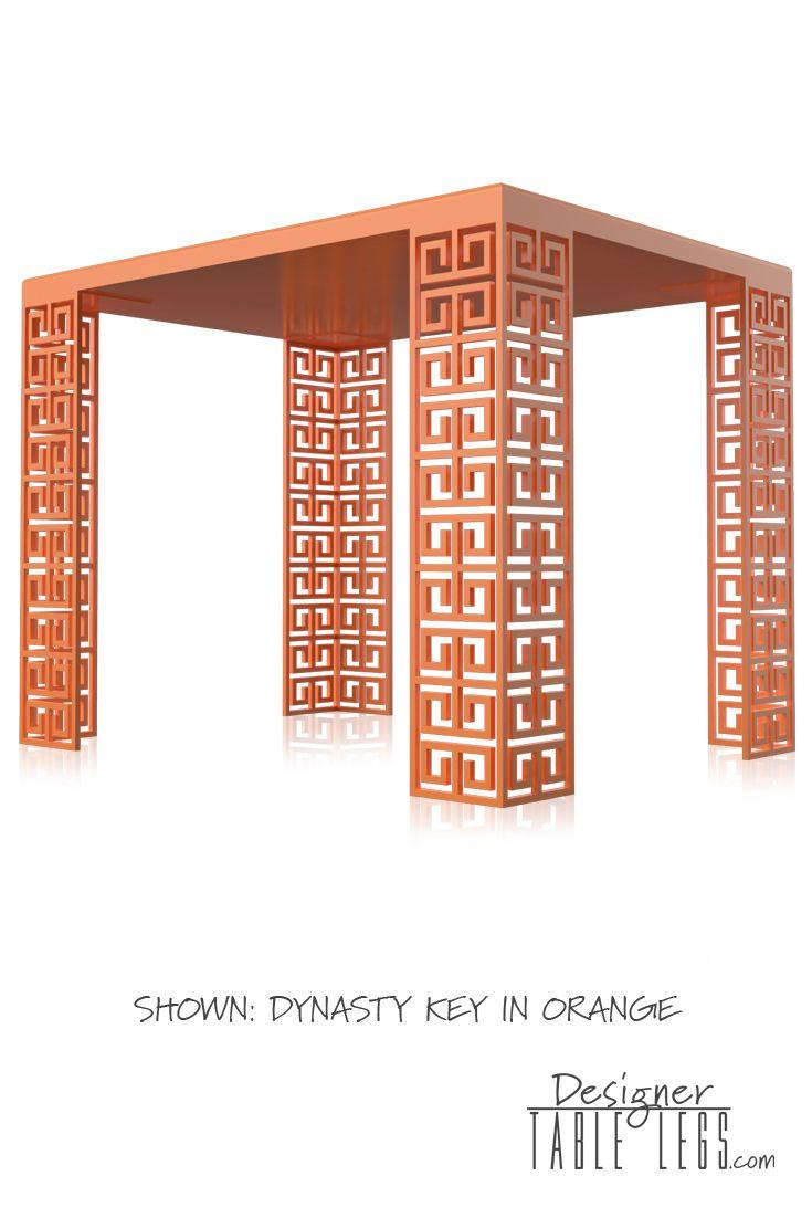 Dining Room Table Legs - DIY Furniture Supplies - Ikea Hacks -www.designertablelegs.com