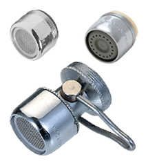 faucet water saver attachment. A faucet aerator makes saving water effortless  and conservation means savings Bathroom kitchen aerators are simple screw on attachments Faucet effortlessly save