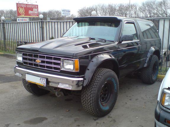 S10 Drift Truck Drift Truck Customised Trucks S10 Blazer