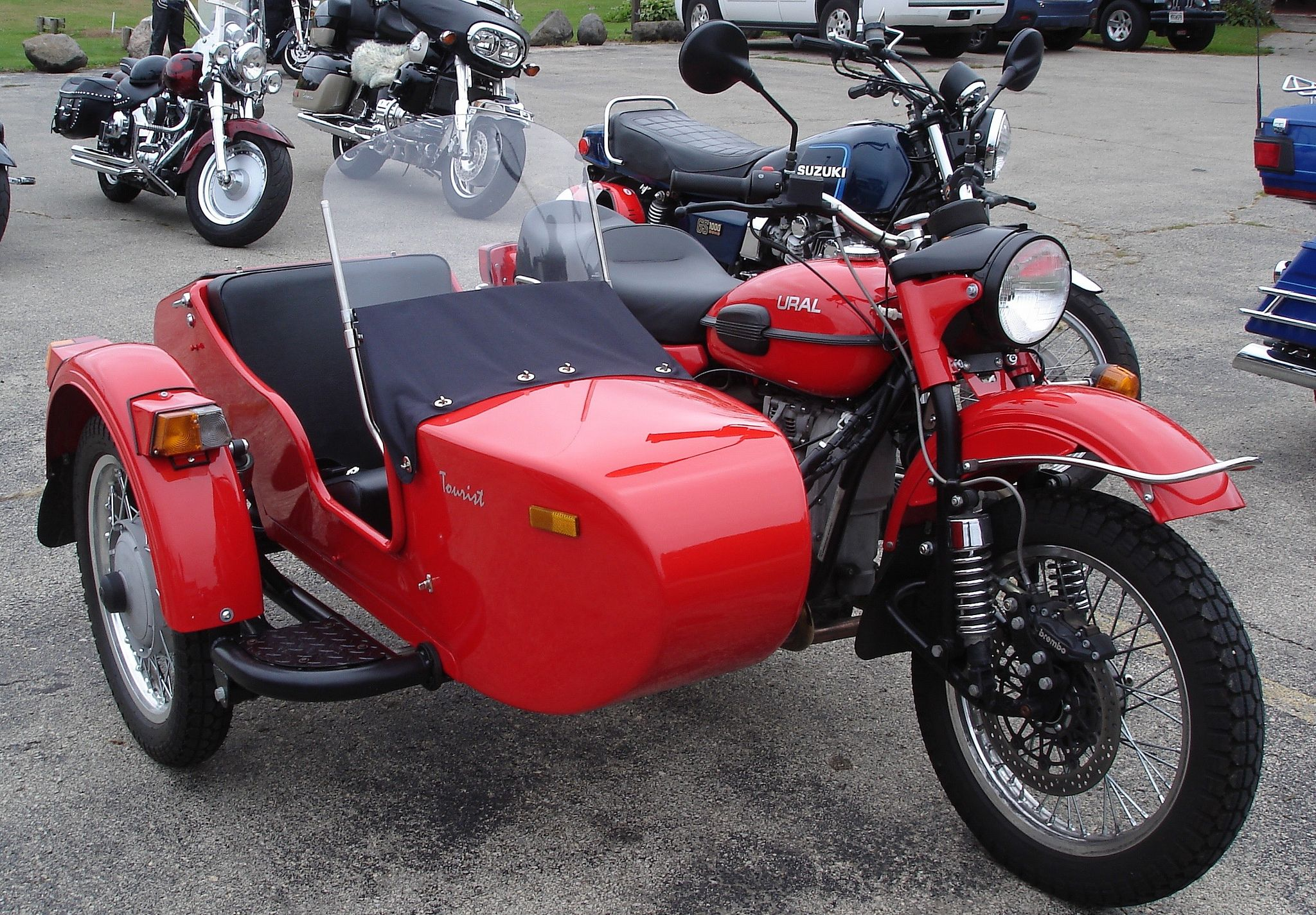 Untitled Motorcycle Sidecar Sidecar Springfield