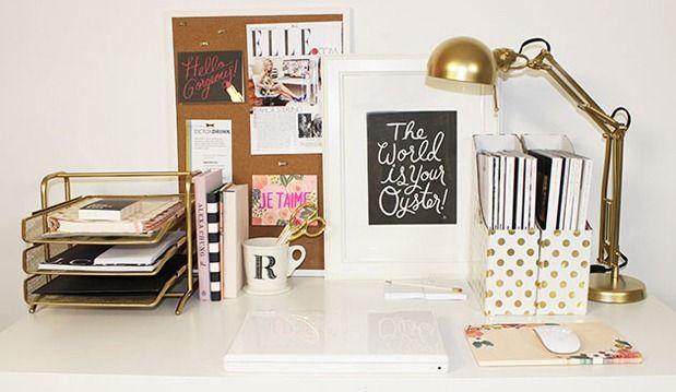 DIY Project: Ikea Desktop