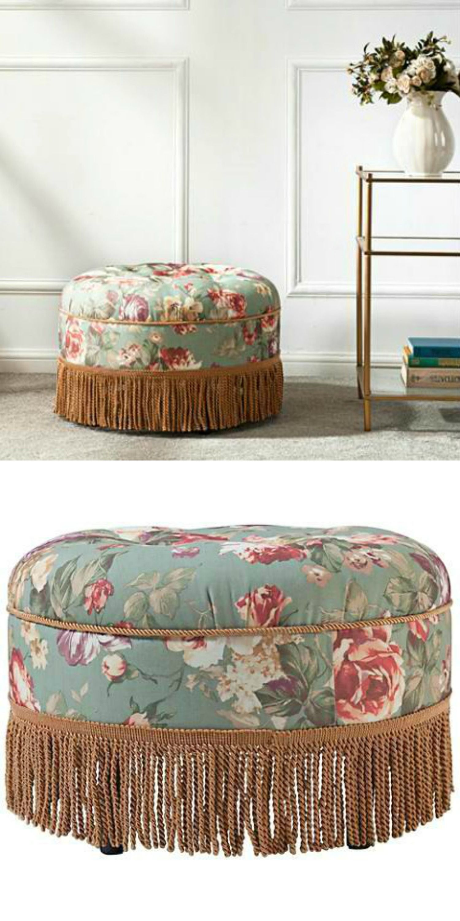 Add a sensual touch to traditional room decor with this green and ...