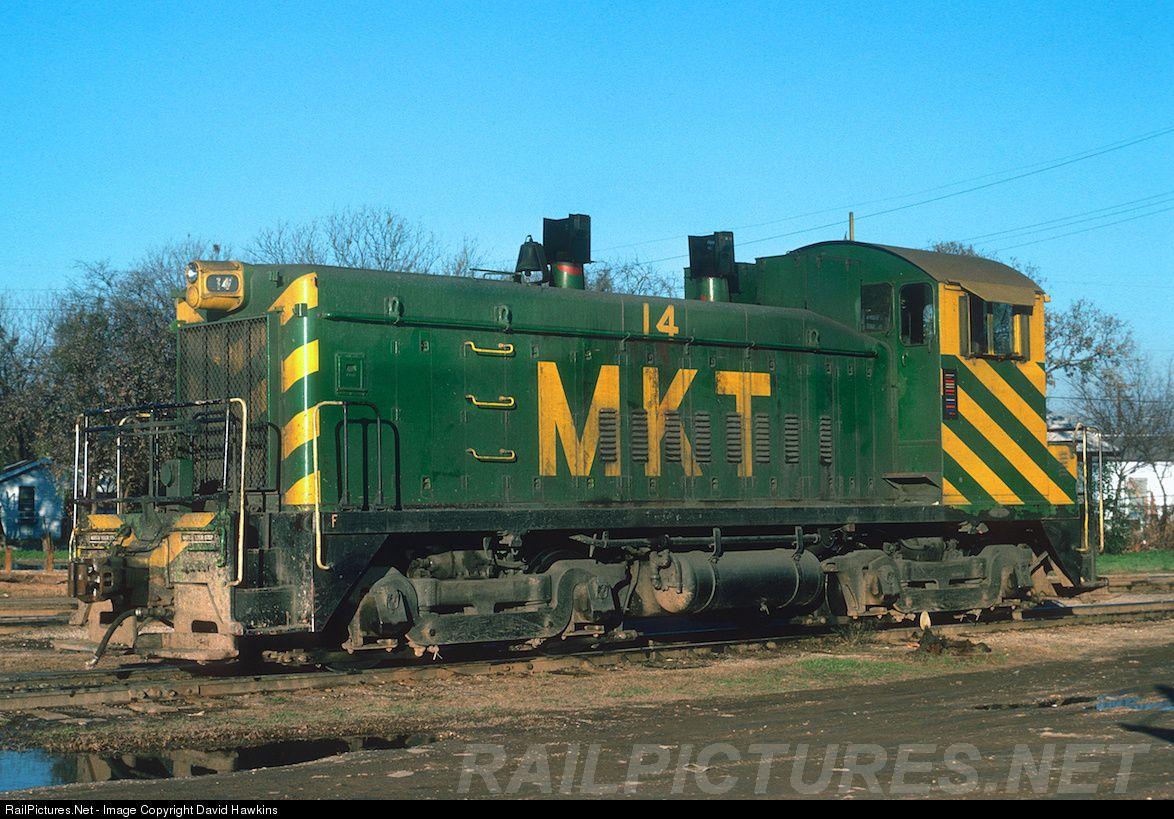 Railpictures Net Photo Mkt 14 Missouri Kansas Amp Texas