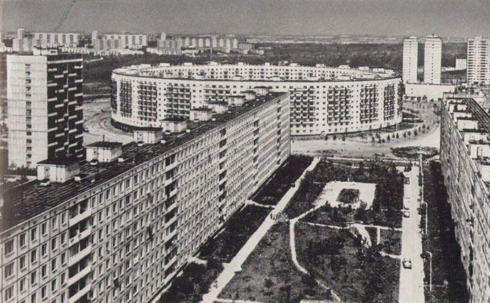 moskovský urbanizmus