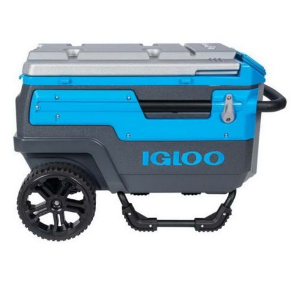 Coolers With Wheels Patio Portable Ice Chest Small Travel Party Best Beach  Coole #Igloo