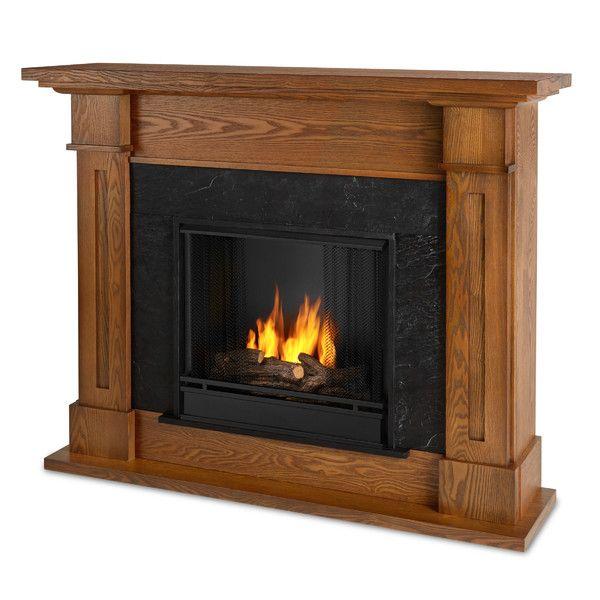 Real Flame Kipling Gel Fuel Fireplace & Reviews | Wayfair