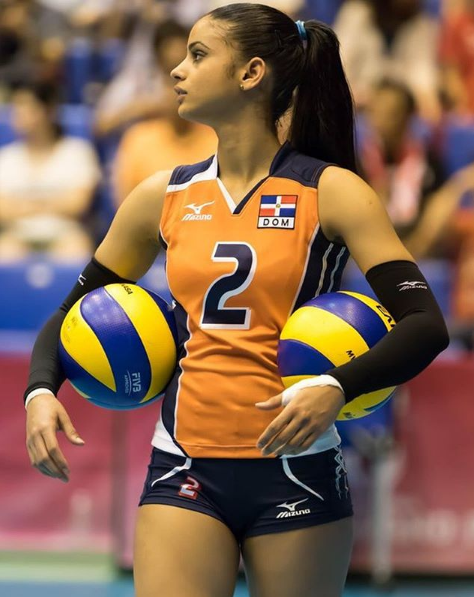 Winifer Fernandez 22 Hottest Pics Dr Volleyball Player Olympic Volleyball Players Olympic Volleyball Volleyball Outfits