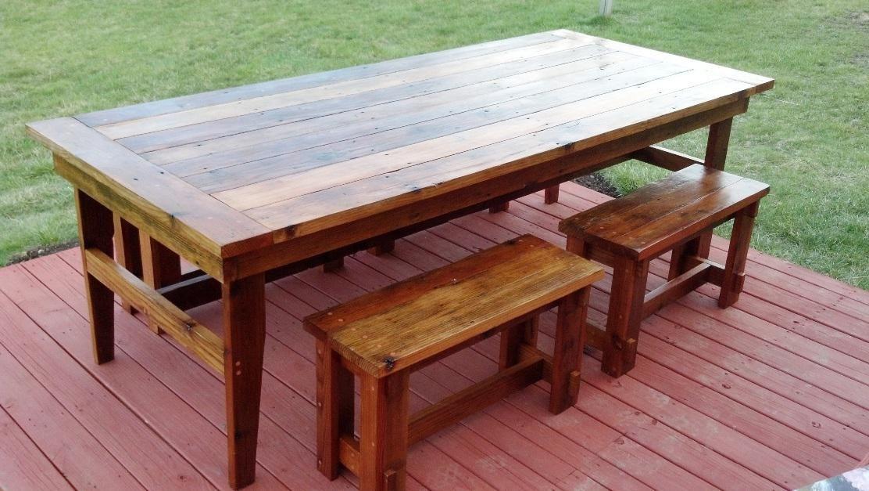 Most Unique Farmhouse Table Design Ideas You Must Have