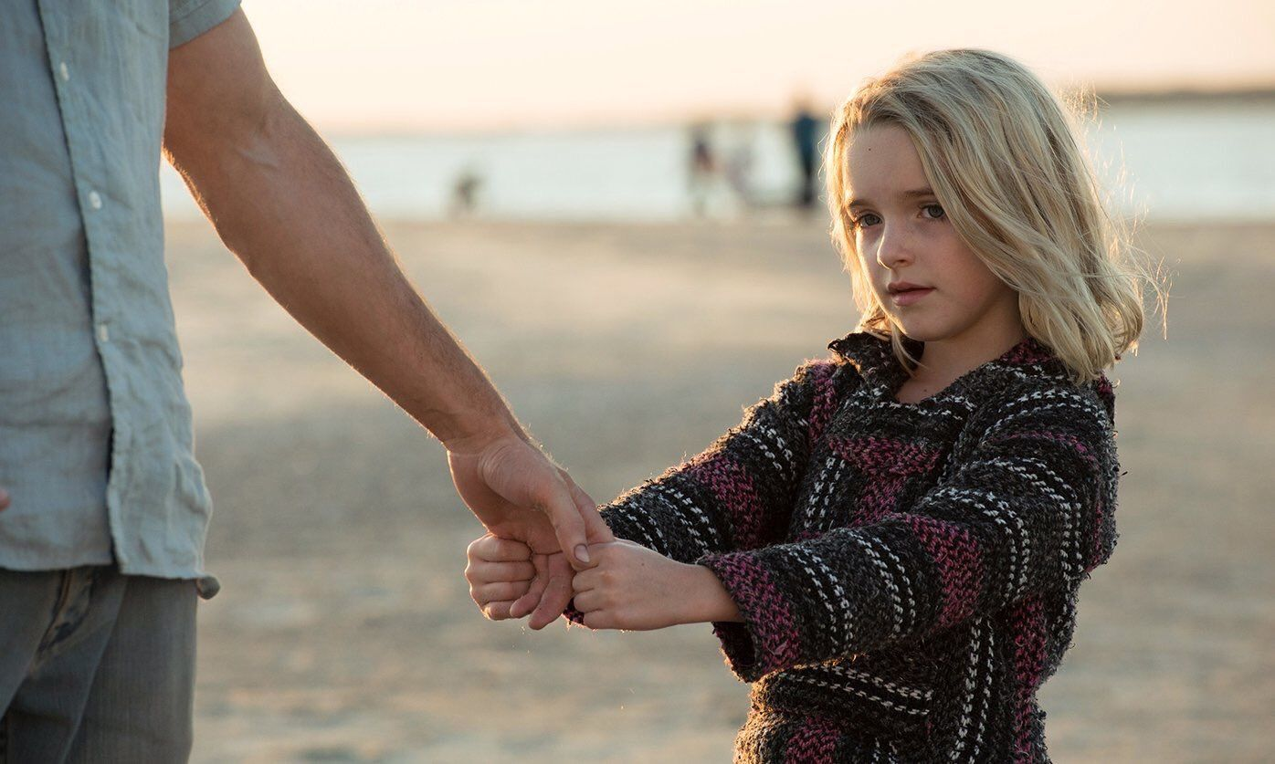 Gifted 2017 Promotional Stills Chris Evans And Mckenna Grace