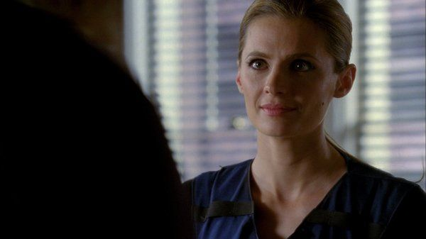 "Beckett Says ""I Love You"""