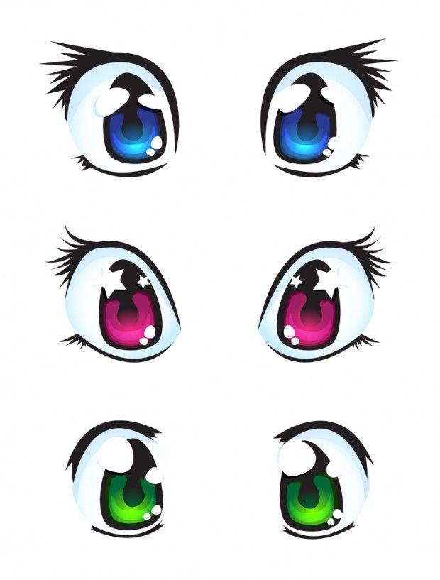Eyes Cartoon Free Download Clip Art Free Clip Art On Clipart Manga Eyes Eyes Clipart Eye Drawing