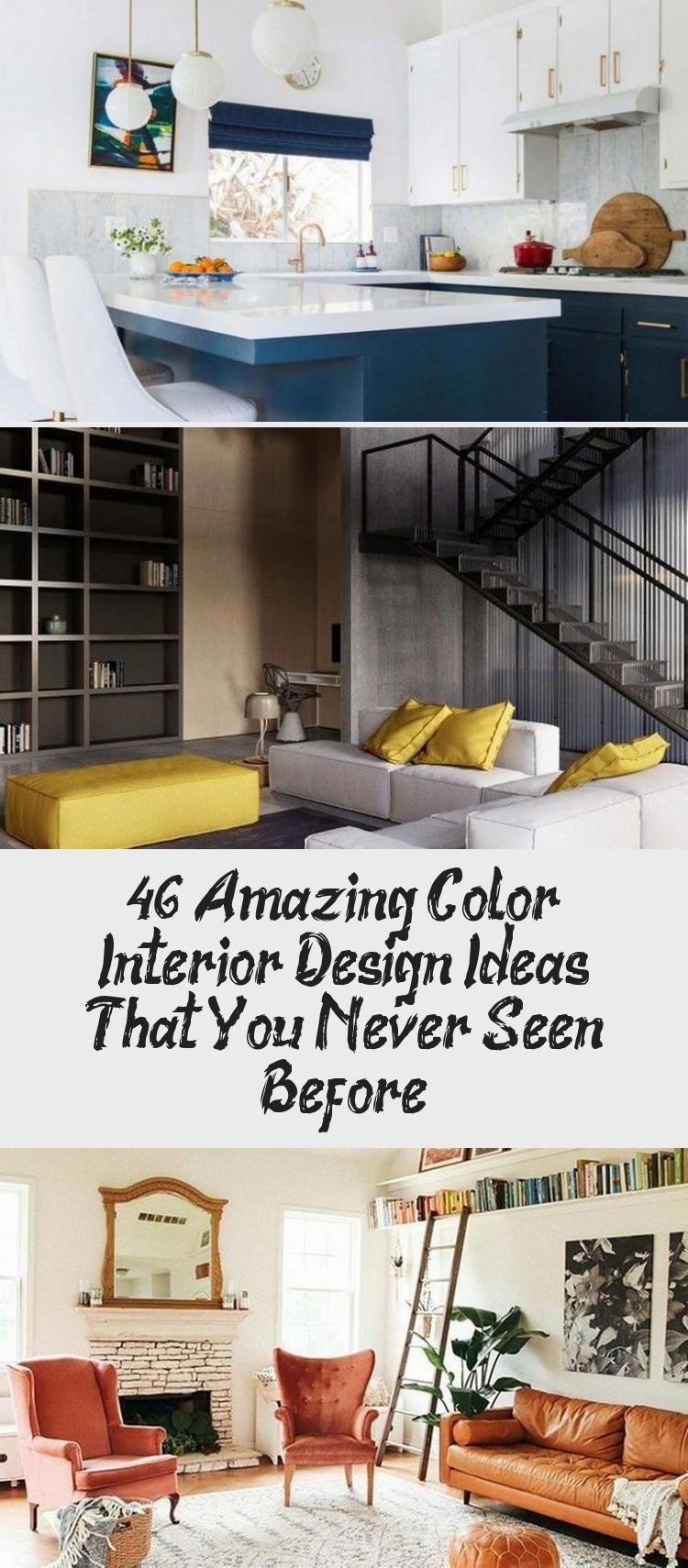 46+ Amazing Color Interior Design Ideas That You Never Seen Before #interiordesign #interiordesignideas #interiordecorating #interiordesignSketches #interiordesignDepartament #interiordesignClassic #Traditionalinteriordesign #Vintageinteriordesign
