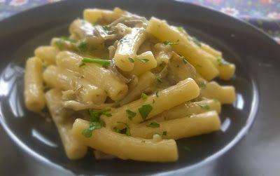 Ricett@rio: Pasta carciofi e brie