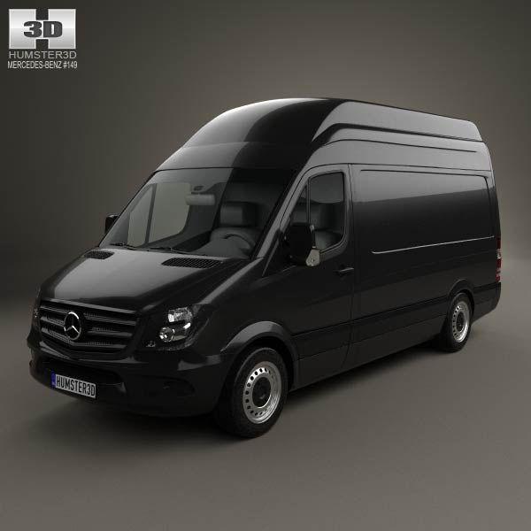 Mercedes Benz Sprinter Van Price