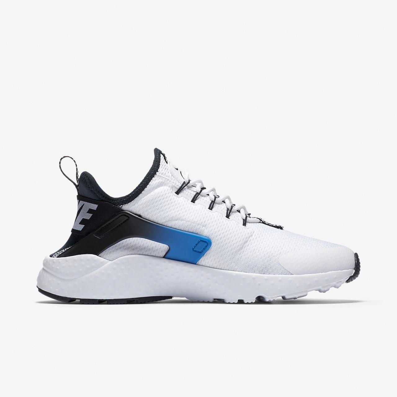 Nike Air Huarache Run Ultra N7 Women's Shoe 11.5 Blue