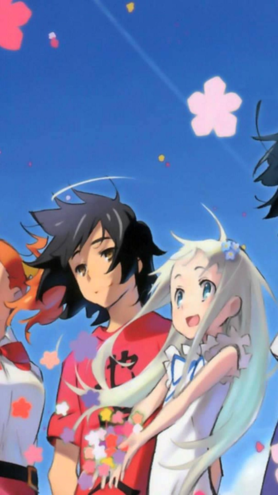 Anohana The Flower We Saw That Day Wallpapers Wallpaper