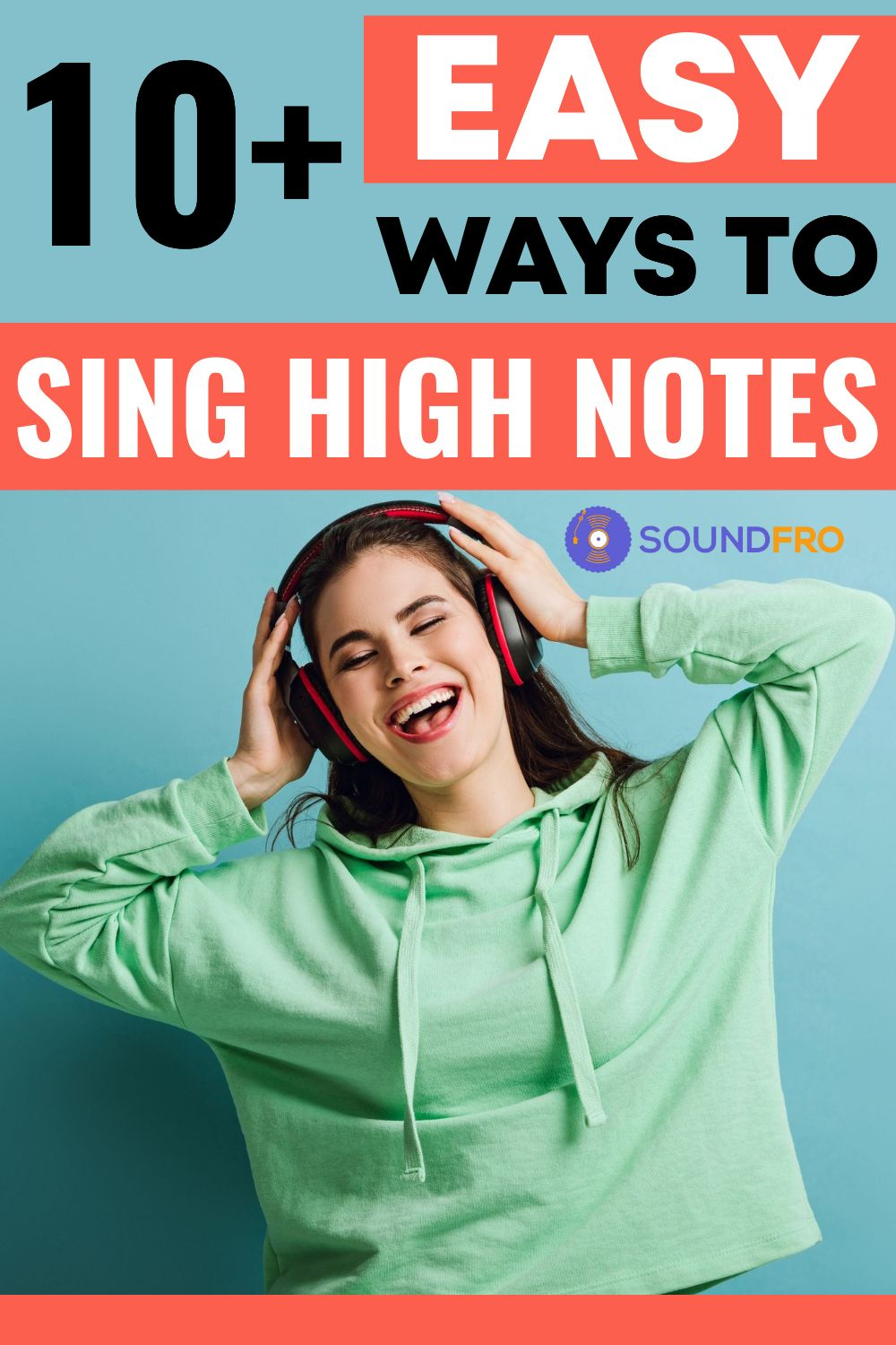 how to sing high notes without straining