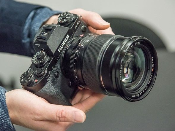 Hands On With Fujifilm S New Xf 16 55mm F2 8 R Lm Wr Lens Fujifilm Lens Photo Equipment