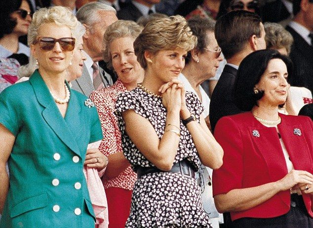 c0e0346d58ebe4 Tally ho!' How Princess Michael of Kent takes on the foxes | William ...