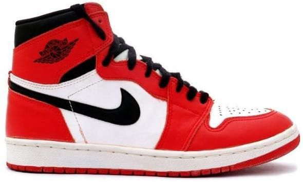 huge selection of 6bf5a 7a83f 130207 101 Air Jordan 1 Retro White Black Red A01001