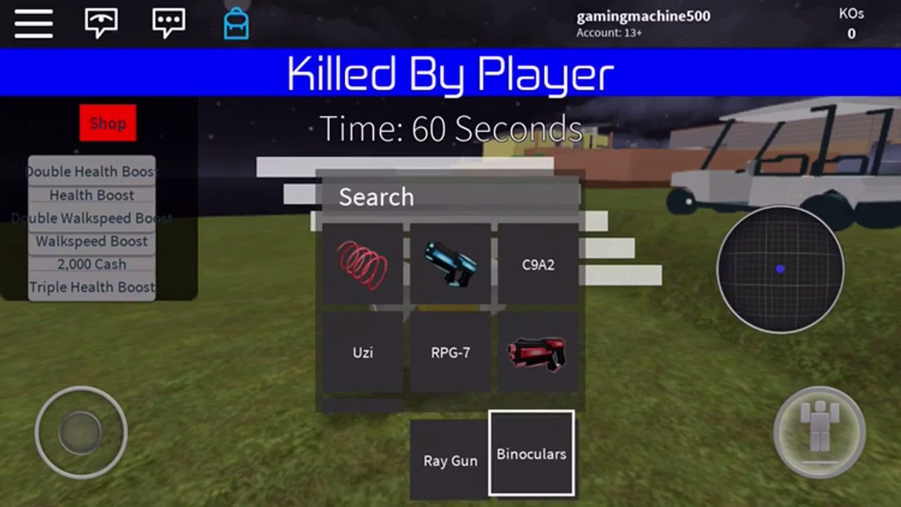 Golf Course Fps Gun Warfare Roblox Gameplay Preview Gaming