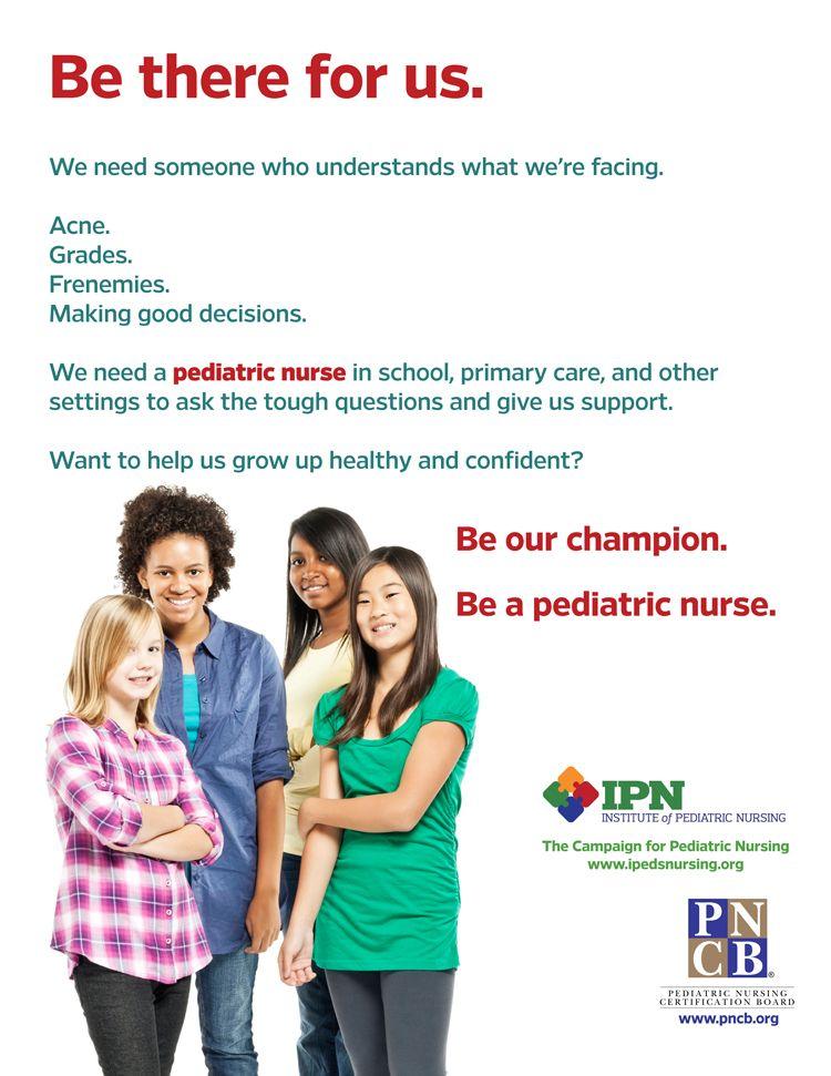 Teen Themes Teens Need Access To Pediatric Nurses Display These