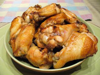 The ingredients for Asian Chicken Wings are simple. You probably have most of them on hand, except for maybe the wings. The bag in the picture is a 4 pound bag. You could use a bigger bag with this recipe. I do suggest that you use quality chicken wings. I bought the store brand because […]