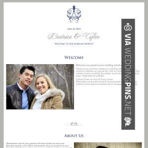 So Neat The Knot Wedding Website Login Check Out More Great Wedding Website Pics At Wedd The Knot Wedding Website Wedding Website Examples Wedding Website