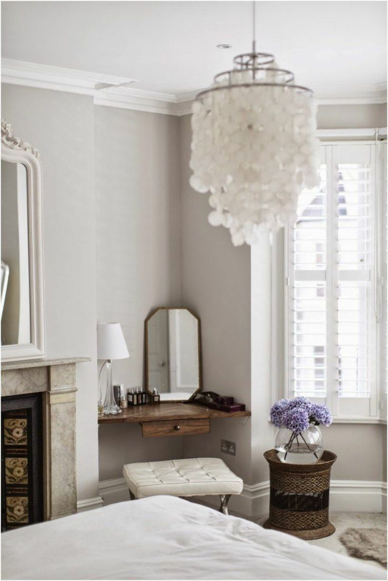 Id e d co chambre adulte 100 suggestions en blanc for Deco chambre contemporaine