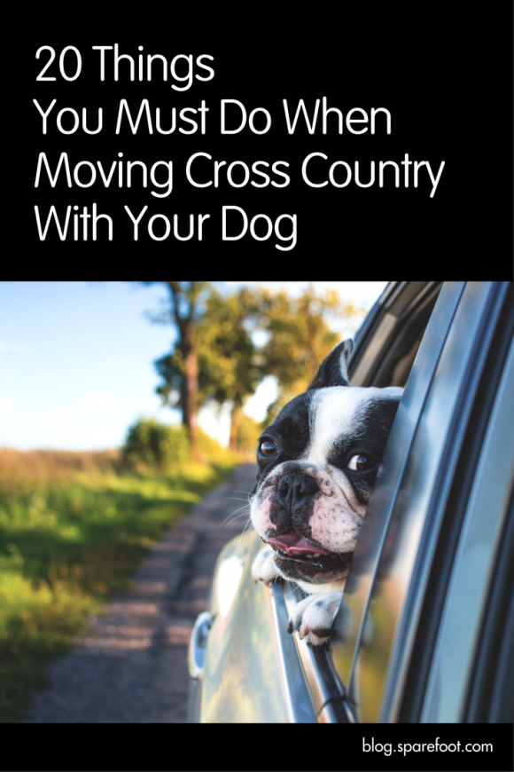 20 Things You Must Do When Moving Cross Country With Your