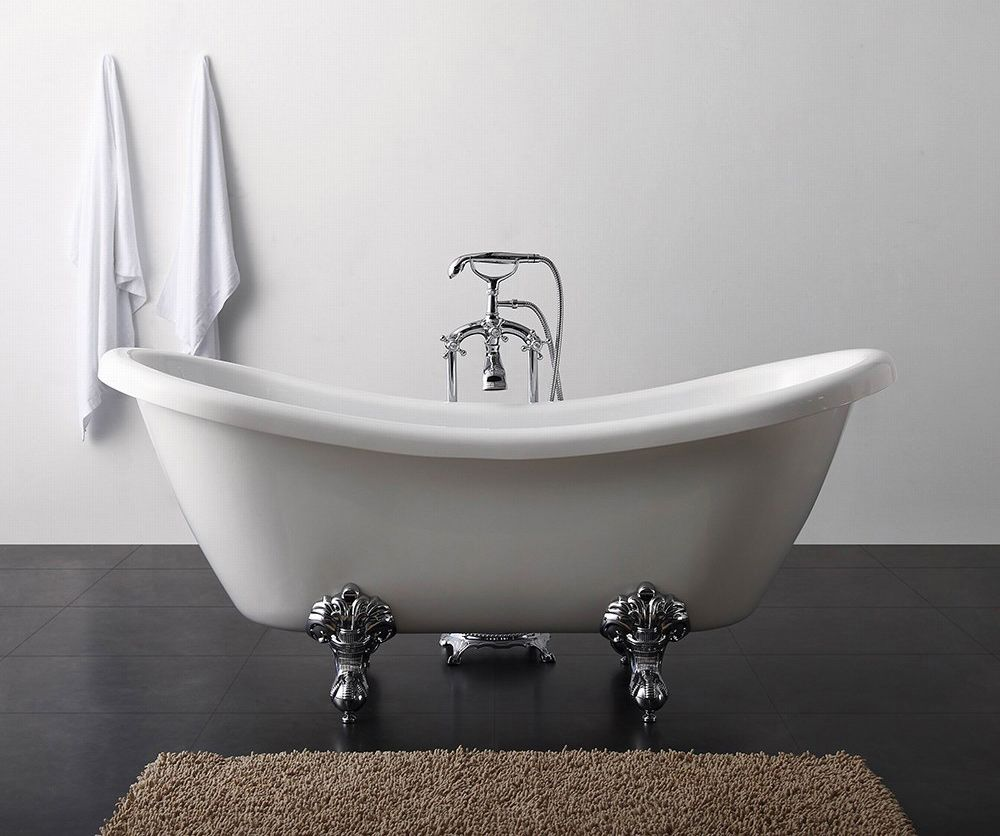Tassuamme Bathlife Ideal Like 1760 mm valkoinen - Taloon.com