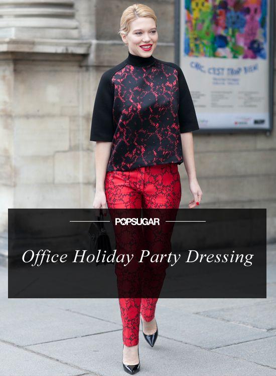 Company Party Dress Code