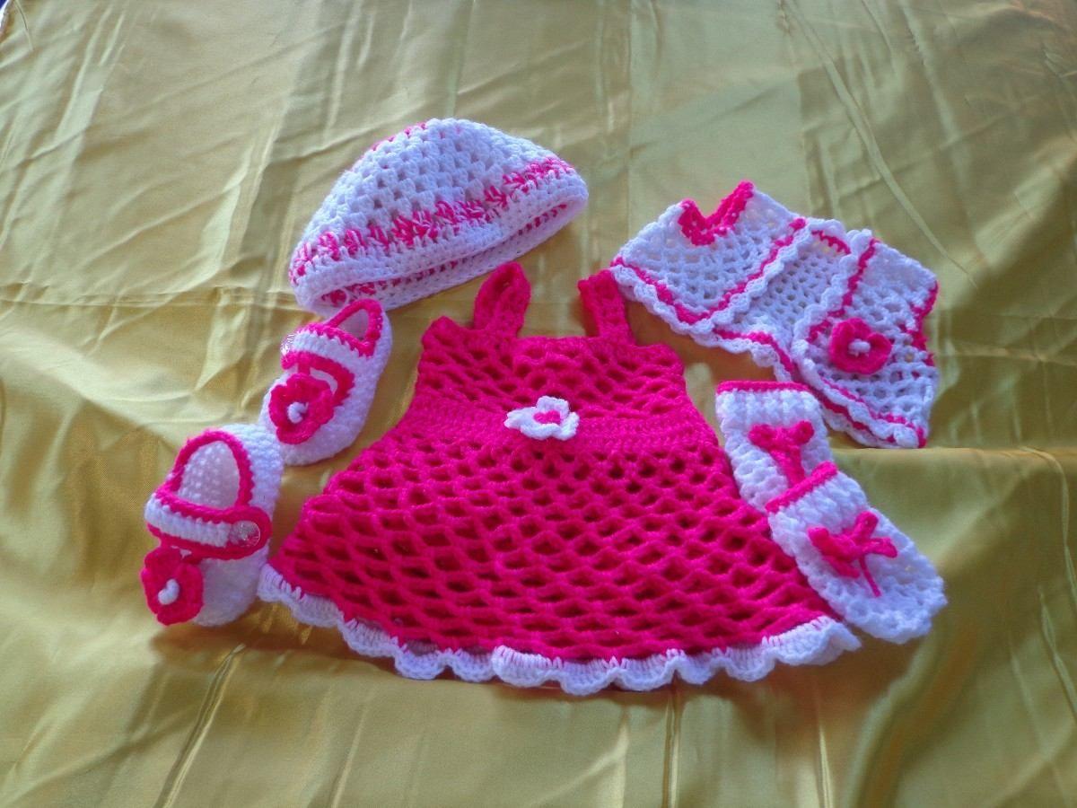 Ropa Tejida Para Bebe (1) | Ropita bebé | Pinterest ...