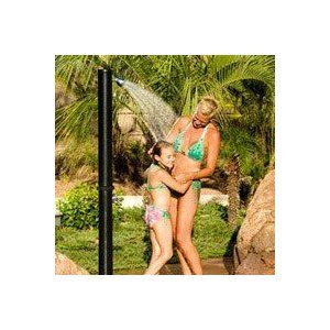 Outdoor Solar Shower With Base For Swimming Pools Outdoor Solar