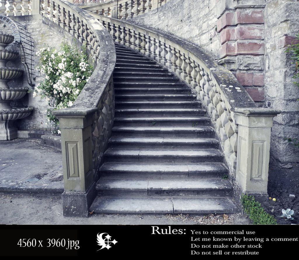 Ancient Stairs By Celairen Stock Deviantart Com On Deviantart
