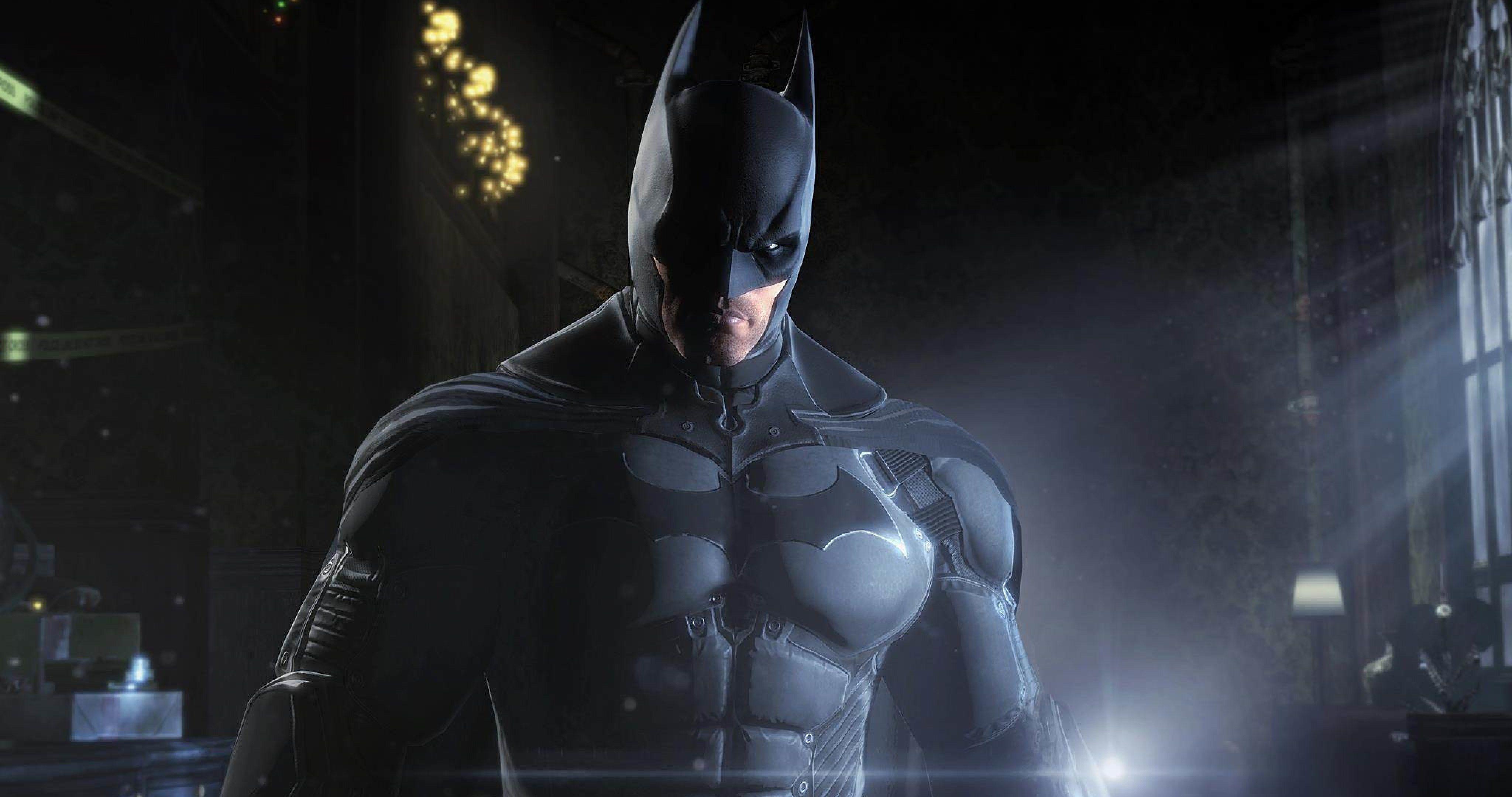 Batman Arkham Origins Hd 4k Ultra Wallpaper