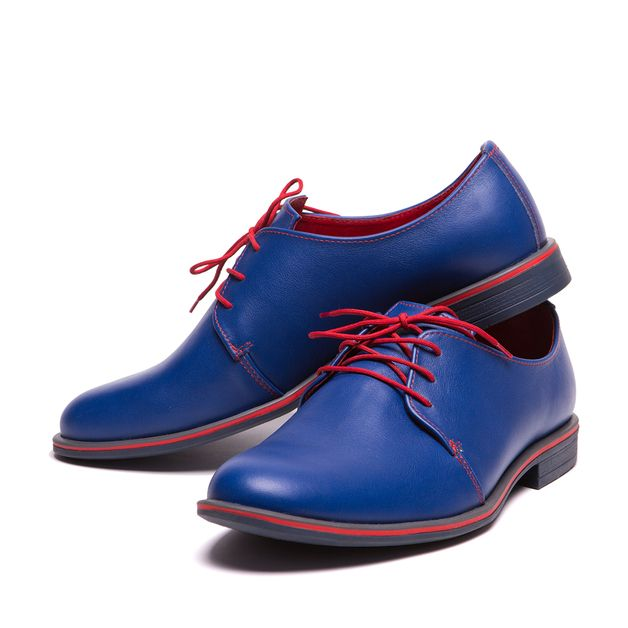 Buty Londyn Dress Shoes Men Oxford Shoes Dress Shoes