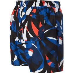 Boss Bade-Short Herren, Mikrofaser, blau Hugo Boss #outfitswithshorts
