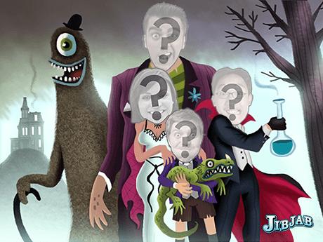 Free halloween jibjab