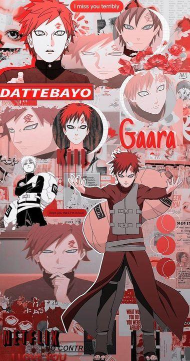 Fondos de pantalla anime - Naruto