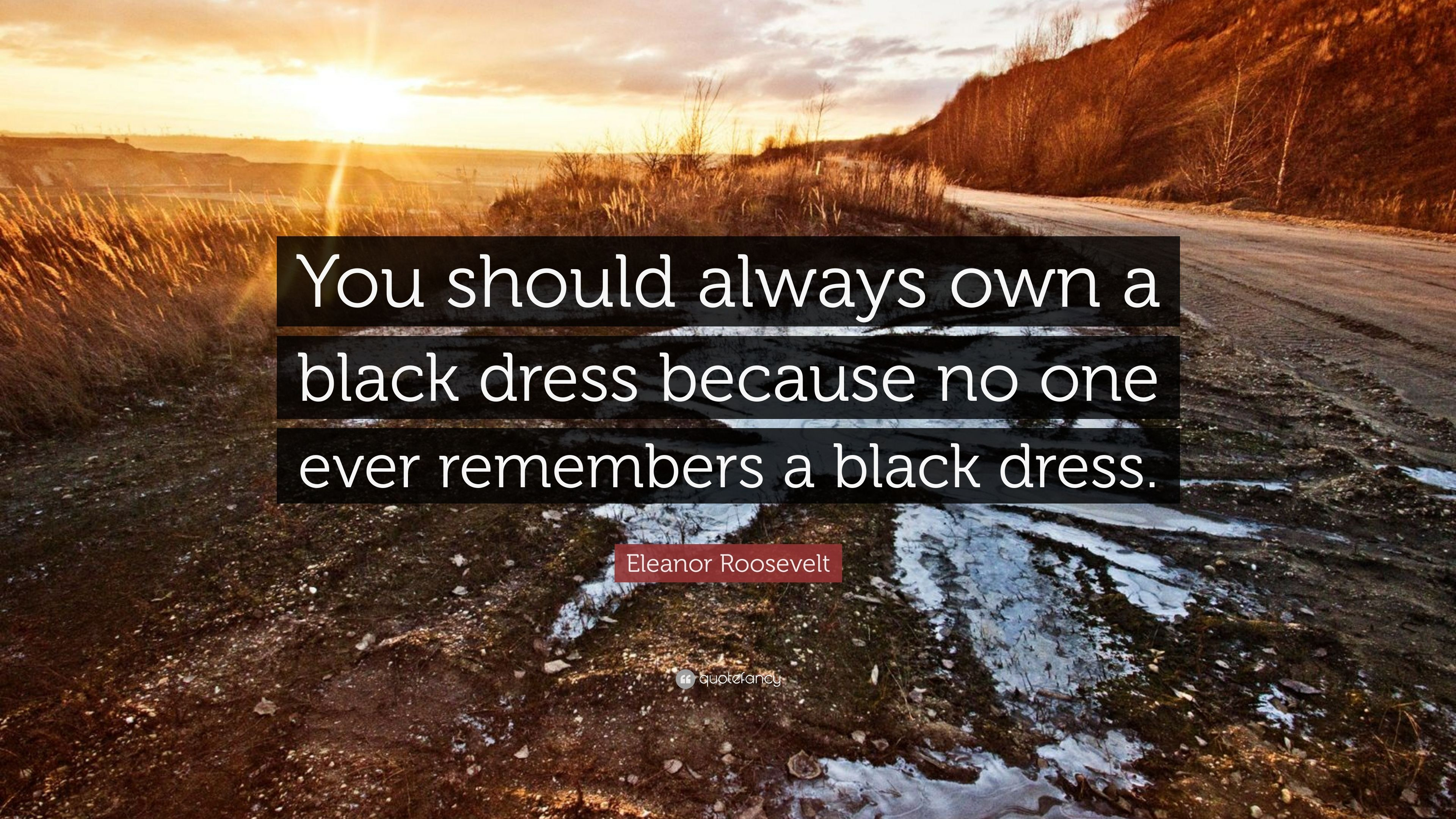 Black dress quotes pinterest - Black Dress Quotes By Eleanor